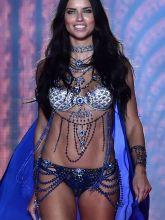 Adriana Lima sexy 2014 Victoria's Secret Fashion Show in London 5x UHQ