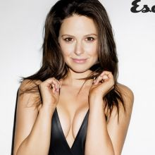 Katie Lowes sexy Esquire magazine 2014 May 3x HQ