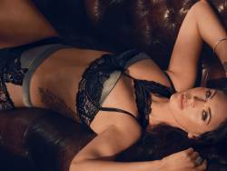 Megan Fox Frederick's of Hollywood Fall 2017 lingerie collection