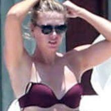Maria Sharapova wearing sexy bikini on vacation in Cabo 64x HQ