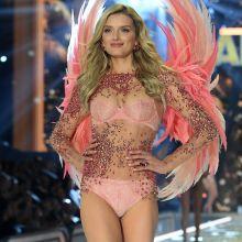 Lily Donaldson sexy lingerie 2016 Victoria's Secret Fashion Show 8x UHQ photos