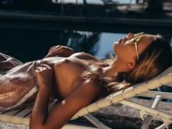 Sandra Kubicka nude topless bare ass photoshoot for Playboy magazine April 2017 36x Hq photos