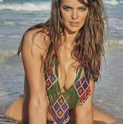 Robyn Lawley topless sexy bikini for Sports Illustrated Swimsuit 2017 Issue 30x HQ photos