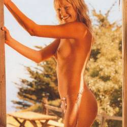 Malin Akerman young and nude A&F Quarterly Back to School Issue 18x HQ scans