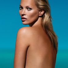 Kate Moss nude photo shoot for advertising campaign for self-tan brand St.Tropez 7x HQ