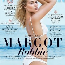 Margot Robbie in sexy bikini for Vanity Fair magazine 2016 August 10x HQ photos