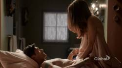 Jill Flint - The Night Shift S04 E06 720p topless nude sex scene