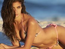 Sara Sampaio 2014 Sports Illustrated Swimsuit photo shoot 32x HQ