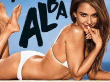 Jessica Alba sexy bikini for Entertainment Weekly 2014 MayJune hot photo shoot 25x MixQ