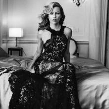Elizabeth Banks sexy photo shoot for Allure magazine 2015 June 4x HQ