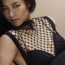 Liu Wen sexy La Perla 2015 Fall Winter 13x UHQ