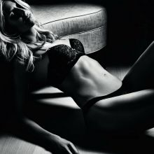 Heidi Klum sexy lingerie Intimates collection 2016 Spring Summer 16x HQ photos