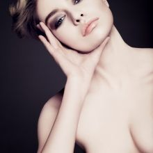 Stella Maxwell topless by Gabrielle Revere photo shoot 4x HQ photos