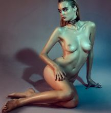 Signe Rasmussen nude Manuel Pandalis photoshoot 9x HQ photos