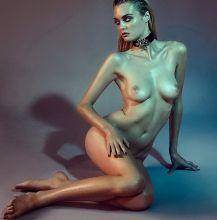 Signe Rasmussen nude Manuel Pandalis photoshoot 9x HQ photos