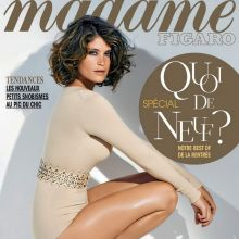 Gemma Arterton sexy Madame Figaro France magazine 2014 August 6x UHQ