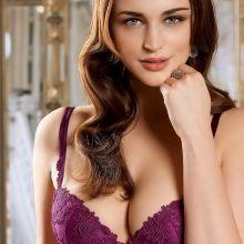 Violet Budd hot Lise Charmel lingerie 30x HQ