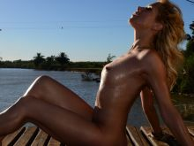 Tanja Szewczenko nude Playboy Celebrity photo shoot 32x UHQ
