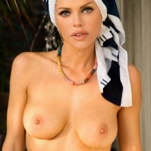 Sophie Monk nude Bohemian Rhapsody Playboy Celebrity cover photo shoot 36x UHQ