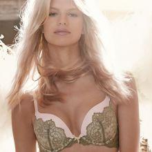 Nadine Leopold sexy Victoria's Secret lingerie 2014 August 75x HQ