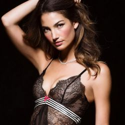 Lily Aldridge sexy Victoria's Secret lingerie 2013 November 68x HQ
