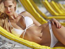 Erin Heatherton sexy Randall Slavin photoshoot 10x HQ