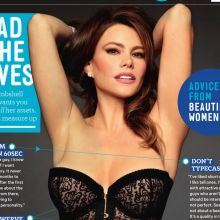 Sofia Vergara sexy Men's Health UK magazine 2014 June UHQ