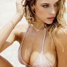 Hannah Ferguson topless sexy bikini Tori Praver 2016 swimwear 59x HQ photos