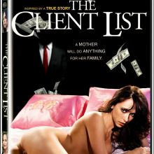 Jennifer Love Hewitt nude on The Client List DVD cover UHQ