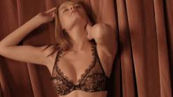 Solveig Mork Hansen, Daisy Lowe, Tali Lennox - Agent Provocateur Fall-Winter 2017 hot see through lingerie