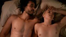 Helene York - Graves S01 E04 720p topless sex scenes