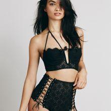 Shanina Shaik sexy Free People 2015 nightwear Collection 46x UHQ