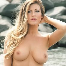 Sam Cooke topless Page 3 photo shoot 2014 July 3x HQ