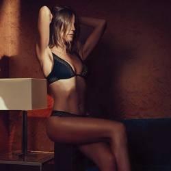 Heidi Klum sexy lingerie
