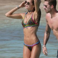 Izabel Goulart sexy bikini candids on the beach in St Barts 115x HQ photos