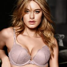 Camille Rowe sexy Victoria's Secret lingerie 2014 July 36x HQ