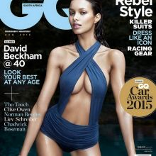 Lais Ribeiro sexy photo shoot for GQ magazine 16x HQ
