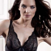 Marina Mozzoni hot see through Simone Perele Lingerie 36x UHQ