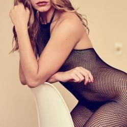 Christa B. Allen braless cleavage see through on the photoshoot 19x MixQ photos