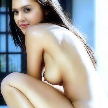 Jessica Alba nude Maxim magazine cover photoshoot UHQ