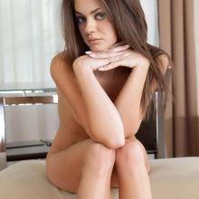 Mila Kunis nude FHM magazine cover photo shoot UHQ