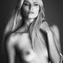 Natasha Poly nude for Exhibition Magazine 8x VUHQ