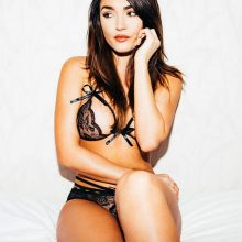 India Reynolds Day 1 Isla London Lingerie shoot 13x HQ photos